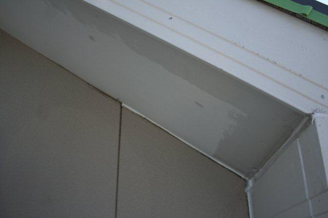 塗装工事が順調に進捗しています(神奈川県川崎市)_e0207151_2083084.jpg