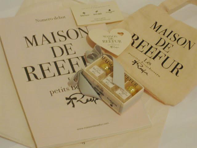MAISON DE REFFUR (メゾンドリーファー)_f0111065_116163.jpg