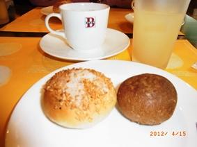 パン食べ放題レストラン BAQET_e0195766_0124946.jpg