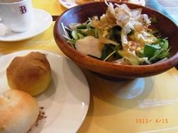パン食べ放題レストラン BAQET_e0195766_012589.jpg