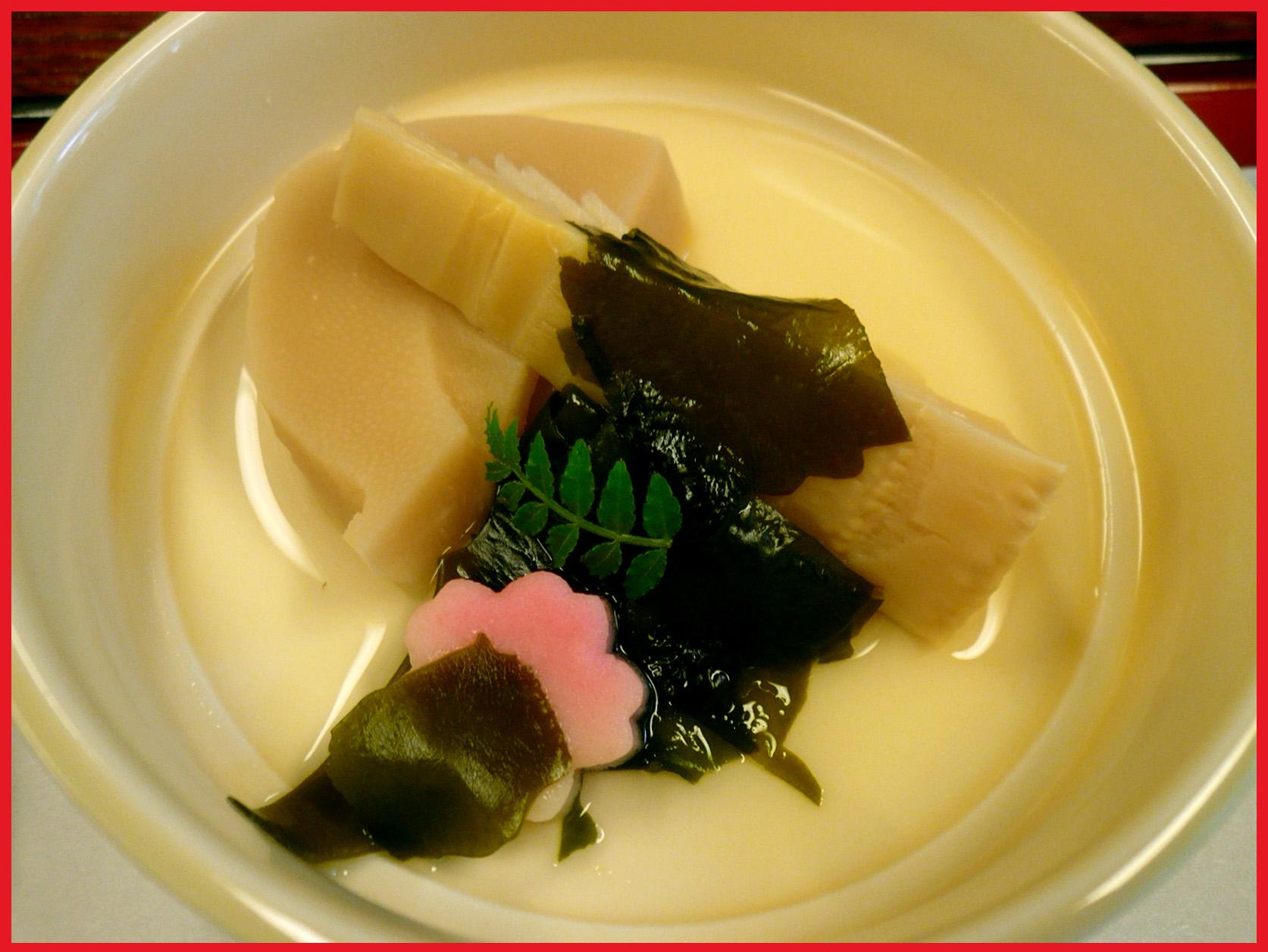 春をいただきに京都へ。旬を食べて、長生き・・・ネッ!_e0236072_16274761.jpg