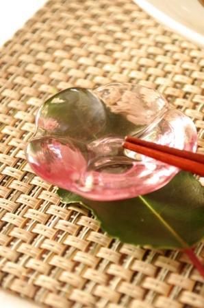 お箸で食べたい♪照り焼きチキンとオクラの和風パスタ_d0104926_113489.jpg