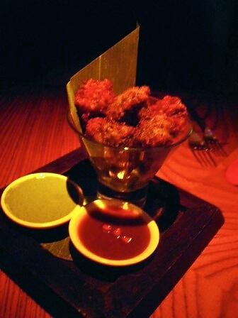 お箸で食べたい♪照り焼きチキンとオクラの和風パスタ_d0104926_2282749.jpg