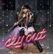 彩音 NEWシングル「cry out」が6月20日にリリース!ジャケット完成!_e0025035_23465630.jpg