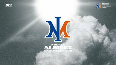 アルビレックスベースボールクラブのCM_f0182936_20281894.jpg