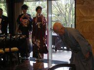 素子ちゃんとデイヴィッドの結婚式に_f0140343_1334331.jpg