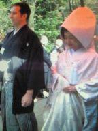 素子ちゃんとデイヴィッドの結婚式に_f0140343_13345147.jpg