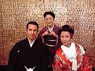 素子ちゃんとデイヴィッドの結婚式に_f0140343_1335924.jpg