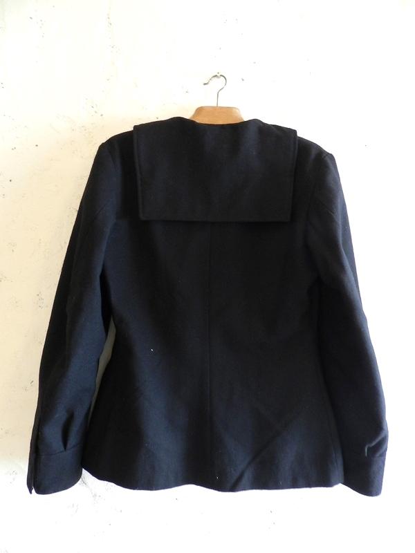 u.k. marine wool sailor jacket dead stock 2012 spring_f0226051_1493179.jpg