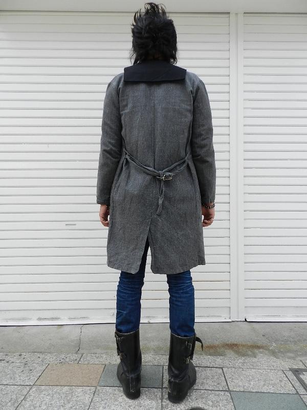 u.k. marine wool sailor jacket dead stock 2012 spring snaps_f0226051_2074545.jpg