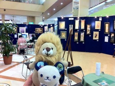 松本での展示終了致しました。_c0186460_1954057.jpg