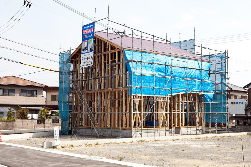 木造軸組で建てるオール電化の家 〜その3〜_a0163962_101419.jpg