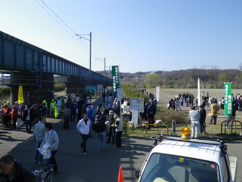 ピアノリサイタル&多摩川クリーン作戦!_b0172896_9111259.jpg