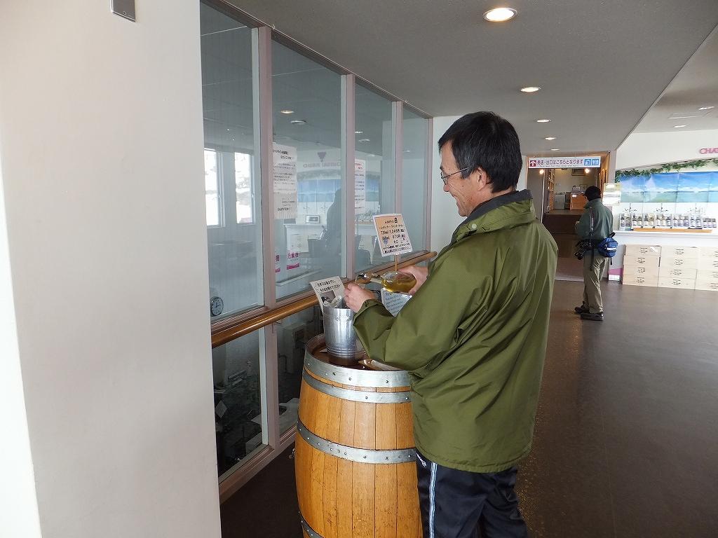 カンパーナ六花亭と富良野ワイン工房_f0138096_13383297.jpg