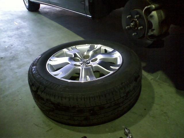 燃費向上大作戦「タイヤで燃費は変わるのか?」_c0213517_14295548.jpg