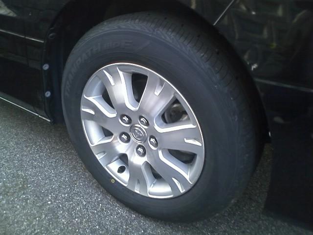 燃費向上大作戦「タイヤで燃費は変わるのか?」_c0213517_1430764.jpg