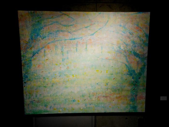 1710) 「佐野妙子 紅露はるか・2人展 vol.7」 4プラ 4月14日(土)~4月22日(日)_f0126829_1649586.jpg