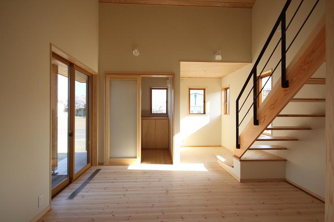 「韮崎の家」_d0078471_1034967.jpg