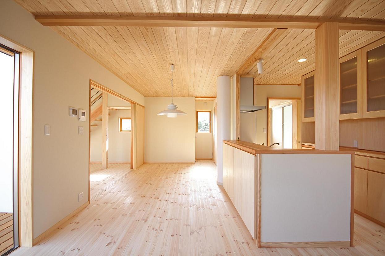 「韮崎の家」_d0078471_9591438.jpg