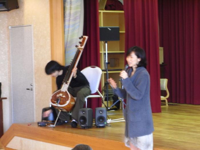 大崎国際フォーラム ライブ出演_e0271882_20204887.jpg