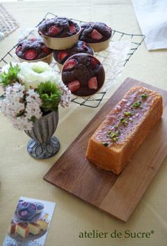 春の焼き菓子@4月Cake Class_b0065587_16152494.jpg