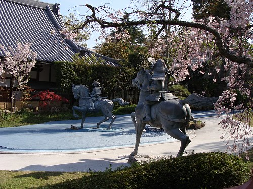 須磨寺で敦盛に会えました!_f0223914_19325451.jpg