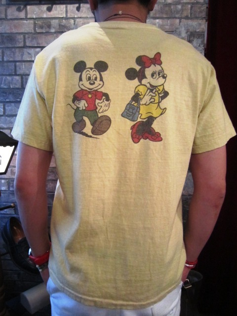 "JACKSON MATISSE ""FOOTBALL & MICKEY TEE\"" ご紹介_f0191324_940037.jpg"