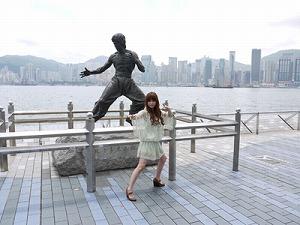 初の単独アジアツアーを行う中川翔子が香港にて記者会見を実施!!_e0025035_10315541.jpg