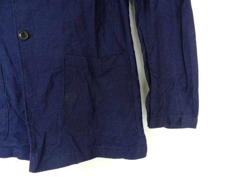 Italian marine enginner jacket dead stock 2012 spring _f0226051_12223380.jpg