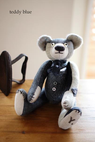 teddy pretty suiting  テディ プリティ スーティング _e0253364_1632855.jpg