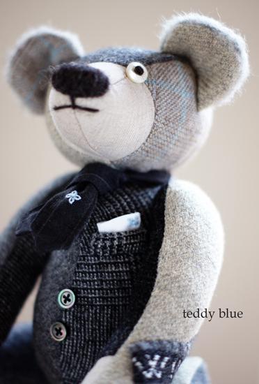 teddy pretty suiting  テディ プリティ スーティング _e0253364_1635353.jpg