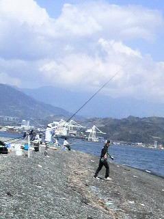 今年初釣行は三保_f0228680_9192063.jpg