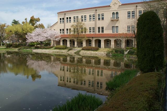 素敵な桜をさがして・・・関西学院大学の桜、夙川の桜、王子動物園の桜、九州の桜、お城の桜(3/7)_d0181492_21544453.jpg