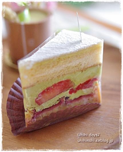Yuji Ajiki のケーキ♪_f0179404_2214690.jpg
