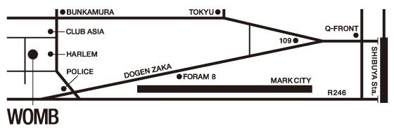 ▶5/5 SAT 23:00- 【06S】at WOMB LOUNGE【World Wild Dancers!】☆_b0032617_7162941.jpg