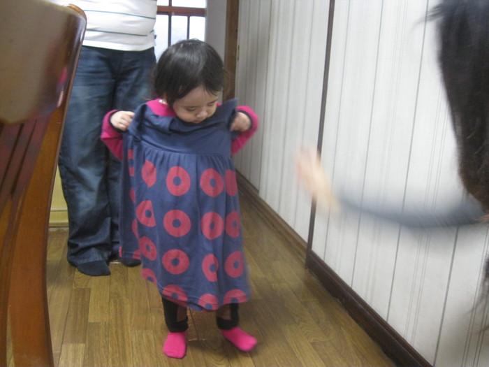 おいらの「姪っ子 キイラ」の誕生会☆_a0125419_77533.jpg