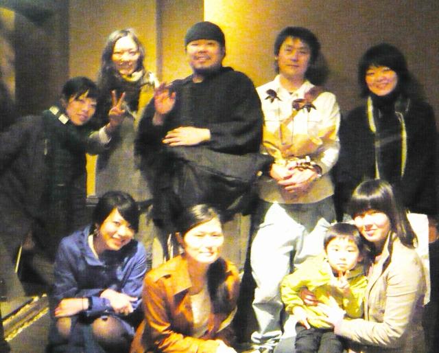 2012.表参道「桃林堂」回想日記7 ~6日目搬出~_b0135432_2261727.jpg