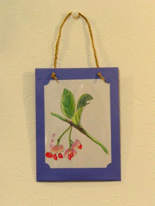 色鉛筆画 ~ 春の花 ~_e0222340_174921.jpg
