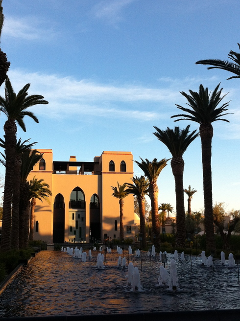 Four Season Hotel in Marrakech_e0189465_19373327.jpg