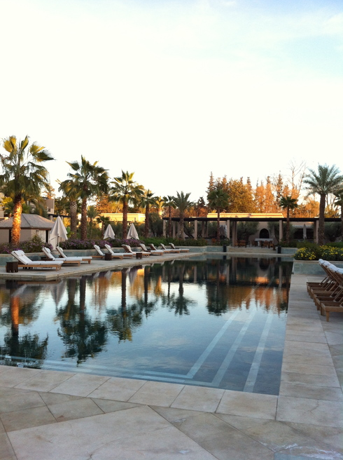 Four Season Hotel in Marrakech_e0189465_19461456.jpg