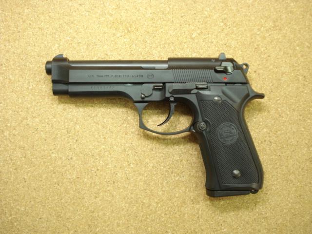 KSC U.S. 9mm M9 ガスガン_f0131995_1050856.jpg