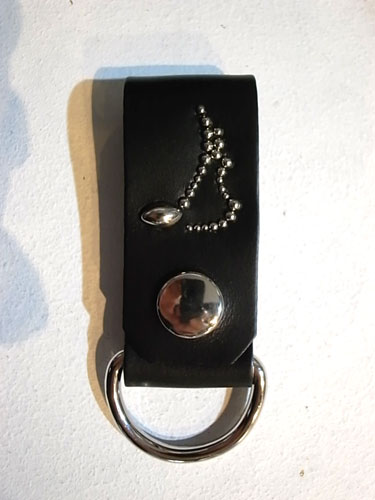 再入荷のお知らせ【RISK×MODERN PIRATES ♪STUDS KEY HOLDER】_a0097901_1762451.jpg