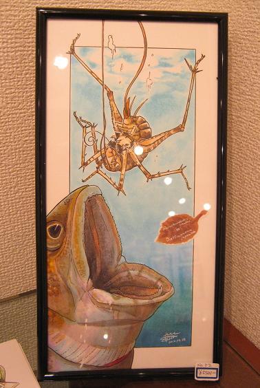 第2回 -mozo mozo-虫・蟲 展 その6_e0134502_15313891.jpg