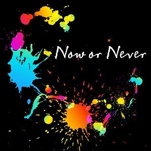 """バイリンガルシンガー""""ナノ""""1stシングル『Now or Never』店舗特典に""""ちびナノレンジャー""""決定!_e0025035_14281663.jpg"""