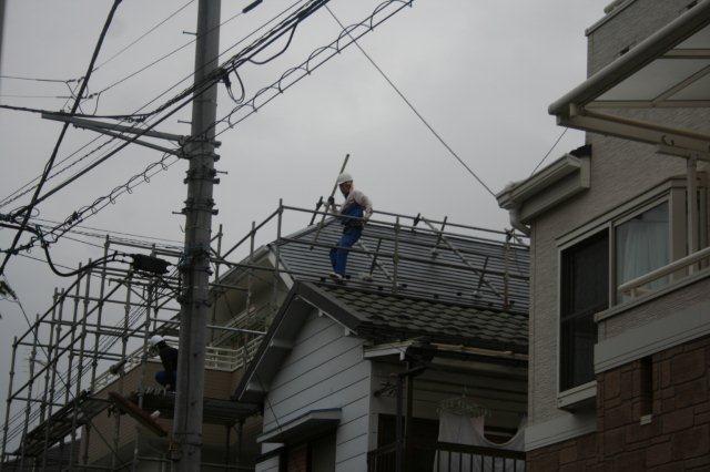 塗装工事が終了。お引き渡しをしました(川崎市)_e0207151_14525136.jpg