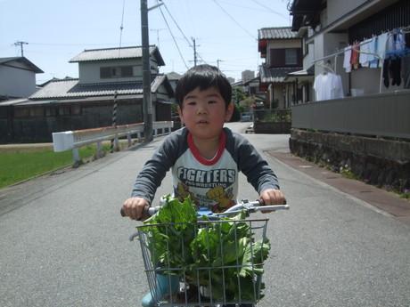 アイドル自転車に乗る♪_d0191262_17101614.jpg