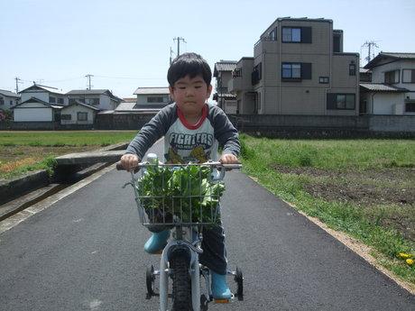 アイドル自転車に乗る♪_d0191262_171021.jpg