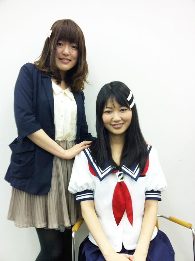 ゲスト・加隈亜衣、そしてニコニコ超会議。_a0126663_1343863.jpg