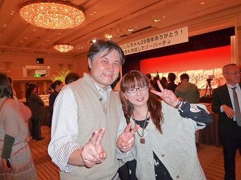 クレヨンしんちゃん20周年パーティ☆_d0174765_12471569.jpg