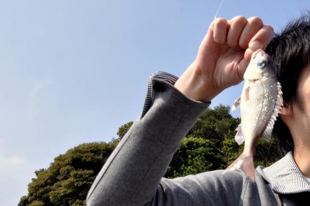 釣り。_a0157480_23185374.jpg